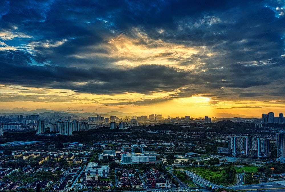 rapid development in Malaysia